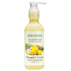 BodyRenew Moisturizer Pineapple/Coconut