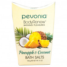 BodyRenew Bath Salts Pineapple/Coconut